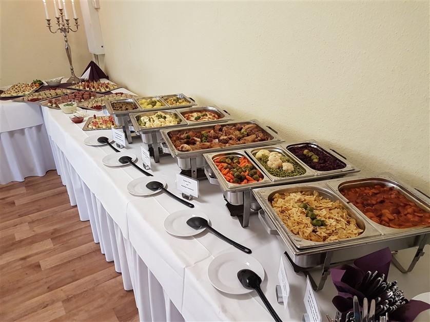 partyservice und komplette buffet pakete deichblick restaurant und catering. Black Bedroom Furniture Sets. Home Design Ideas